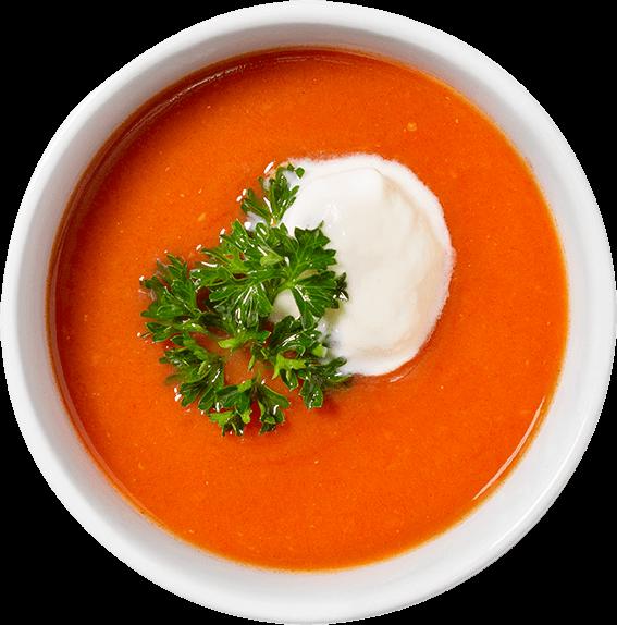 Tomatensoepje